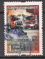 Türkei  (2015)  Mi.Nr.    Gest. / Used  (13ba22) - 1921-... Republiek