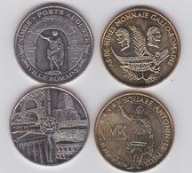 4médailles De Nîmes 2011-2015 - Monnaie De Paris