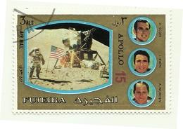 1971 - Fujeira - Apollo XV C4699 - Space