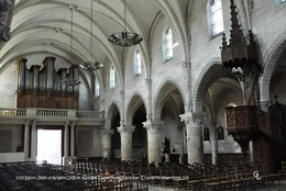 Saint-Jean-d'Angély (17)-Orgue De L'Eglise Saint-Jean-Baptiste (Edition à Tirage Limité) - Saint-Jean-d'Angely