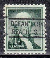 USA Precancel Vorausentwertung Preo, Locals South Carolina, Ocean Drive Beach 805 - Vereinigte Staaten