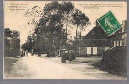 FIENNES . Route De Guines . - France