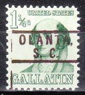USA Precancel Vorausentwertung Preo, Locals South Carolina, Olanta 801 - Vereinigte Staaten