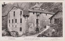ANDORRE :  2 C.P: REPUBLICA D'ANDORRE: N°8: PALAIS DU PARLEMENT ANDORRAN + N° 38 ORDINO: PATURAGE. - Andorra