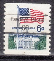 USA Precancel Vorausentwertung Preo, Locals South Carolina, Pawleys Island 848,5 - Vereinigte Staaten