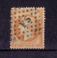 N* 23 OBLITERE - 1862 Napoléon III
