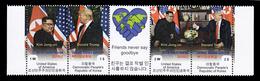 2018 North Korea–United States Summit - LABEL - Fantasy Labels