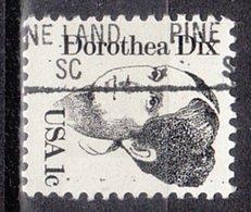 USA Precancel Vorausentwertung Preo, Locals South Carolina, Pineland 841 - Etats-Unis