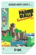 Italia - Tessera Telefonica Da 5.000 Lire N. 158 - Pagine Gialle, - Italia