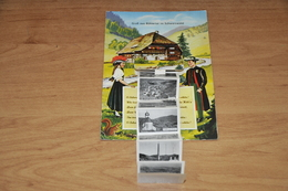 3449- Bühlertal - Leporellokarte Mit 10 Bilder - Buehlertal