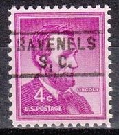 USA Precancel Vorausentwertung Preo, Locals South Carolina, Ravenels 729 - Vereinigte Staaten