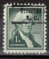 USA Precancel Vorausentwertung Preo, Locals South Carolina, Ridgeland 742 - United States