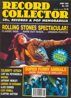 REVUE ANGLAISE RECORD COLLECTOR N° 238  De 1999 :  ROLLING STONE   ETC ........... - Objets Dérivés