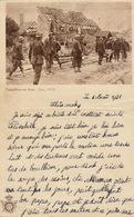 Courrier Illustré Guerre Ruine Travailleur Au Front Juin 1917 - Documenten