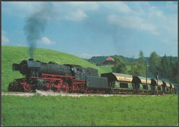 Eurovapor Dampf-Personenzuglokomotive 23 058 At Gammenthal - Reinhold Jungels AK - Trains