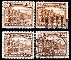 Guatemala-0085 - Emissione 1922-23 (o) Used - - Guatemala