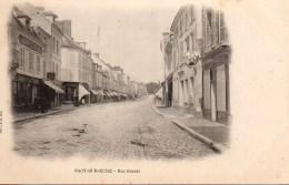 27 PACY-sur-EURE  Rue Grande - Pacy-sur-Eure