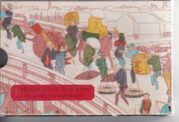 Hiroshige's Tokaido In Prints And Poetry - Livret Sous Boîtier (15,5 X 10,5 Cm) - Books, Magazines, Comics