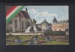 Hungary Romania PPC Kolosvar Cluj WWI - Hungary