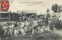 - Dpts Div.-ref-ZZ724- Vosges - Lonchamp Pres Epinal - Camp De La Riolante - 4 Regiment Genie - Regiments - Militaria - - Autres Communes