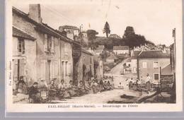 FAYL - BILLOT . Décorticage De L'Osier . - Fayl-Billot