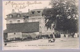 FAYL - BILLOT . Ecole Nationale De Vannerie . - Fayl-Billot