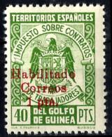 Guinea Española Nº 259K En Nuevo - Guinea Española
