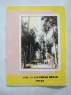 ASWAN GIARDINO DELLE PIANTE [PINTE] / BOTANICAL GARDEN - EGYPT, 80s. ITALIAN TEXT. - Books, Magazines, Comics