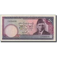 Billet, Pakistan, 50 Rupees, Undated (1977-84), KM:30, SPL - Pakistan