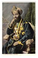 ZANZIBAR - H. H. The Sultan - Carte Colorisée / Colored Card - Tanzanie