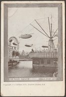 The Flying Machine, Earl's Court, London, 1904 - Keliher & Co Postcard - Exhibitions