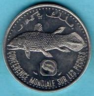 (r65)  COMORES  5 Francs 1984  Banque Centrale KM#15  Unc-neuve - Comoros