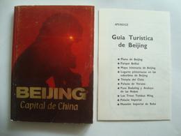 BEIJING. CAPITAL DE CHINA - 1982. SPANISH TEXT. - Books, Magazines, Comics
