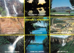 Kakadu Multiview, Northern Territory Unused - Kakadu