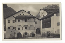 19960 - Schuls Ehemaliges Kloster - GR Grisons