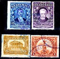 Guatemala-0087 - Emissione 1924 (o) Used - - Guatemala