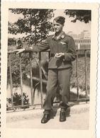 Photo Luftwaffe WW2 , Portrait . - 1939-45