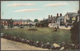 The Green, Shaldon, Devon, C.1906 - Frith's Postcard - England