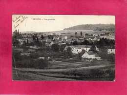 51 Marne, Verneuil, Vue Générale, 1914, (Renard) - Sonstige Gemeinden