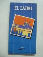 EL CAIRO. ESCALA 1:13.000 - EGYPT, KARTOGRÁFIAI VÁLLALAT, 1992. - Maps