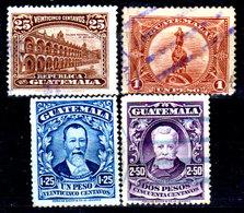 Guatemala-0089 - Emissione 1924 (o) Used - - Guatemala