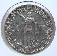 LEOPOLD III * 50 Frank 1935 Frans  Pos.A *  Prachtig * Wereldtentoonstelling 1935 * Nr 9778 - 1934-1945: Leopold III