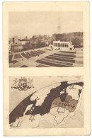 Cpa Exposition De Bruxelles 1935, Pavillon De Lettonie ( Latvija ) - Expositions Universelles
