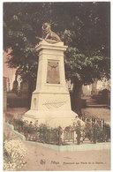 Cpa Belgique - Athus - Monument Aux Morts De La Guerre - Belgique