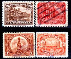 Guatemala-0092 - Emissione 1926 (o) Used - - Guatemala