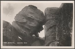 Dr Syntax, Land's End, Cornwall, C.1940s - RP Postcard - Land's End