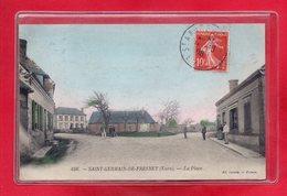 27-CPA SAINT-GERMAIN DE FRESNEY - France