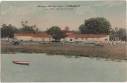 Afrique Occidentale - Conakry - L\'Entrepôt De La Douane - Guinea