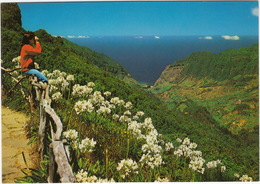 Encumeada - Vista De S. Vicente  -  Madeira - Madeira