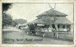 ENTERING NASIK ROAD, DEOLALI - INDIA - India